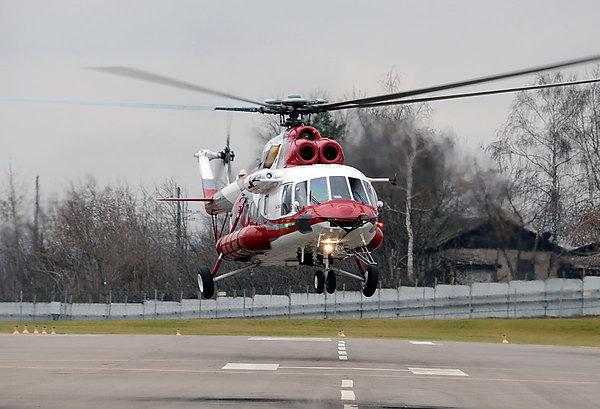 Вертолет Ми-171А2