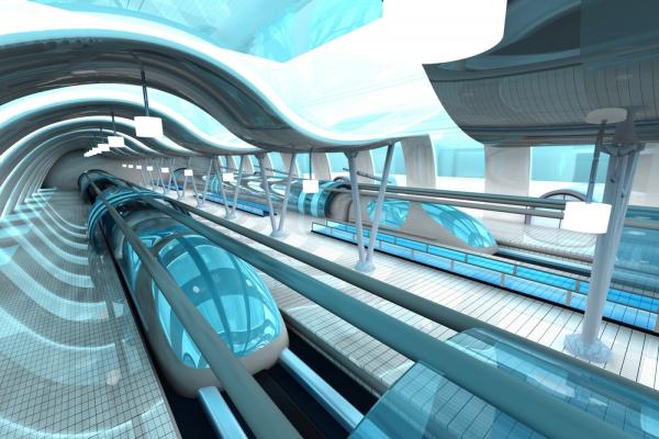 Высокоскоростное Евразийское метро свяжет Китай и Европу через Москву
