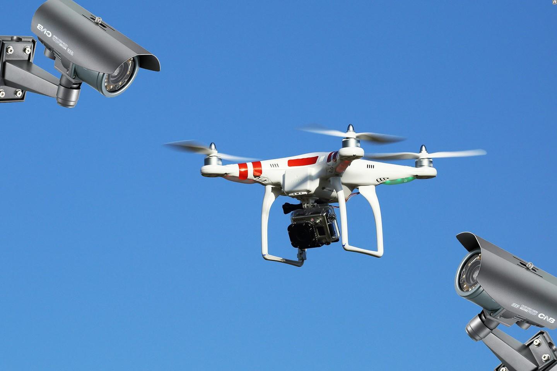 В России создаётся система контроля полётов дронов