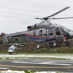 Китай стал первым покупателем пассажирских вертолетов «Ансат» из России