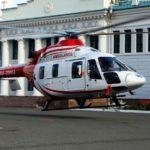 Первый российский серийный вертолет с медицинским модулем передан заказчику