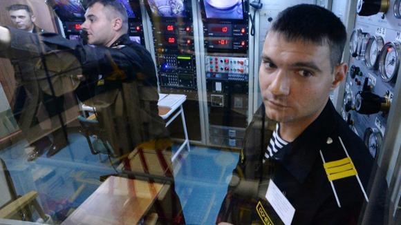 Россия разворачивает глобальную систему морского слежения
