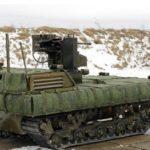 Россия станет экспортером боевых роботов