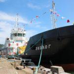 Построенное по проекту Волго-Каспийского ПКБ судно «Эколог» выдвинуто на получение Национальной премии