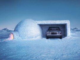 Чего нельзя делать с машиной зимой