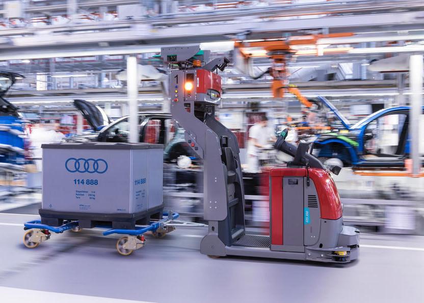 Audi предсказала смерть конвейеров