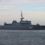 «Александр Обухов» передан Военно-морскому флоту России