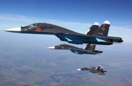 Боевые возможности Су-34 в будущем существенно возрастут