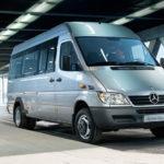 Более 100 Mercedes-Benz Sprinter Classic пополнили парк маршрутных такси в Москве