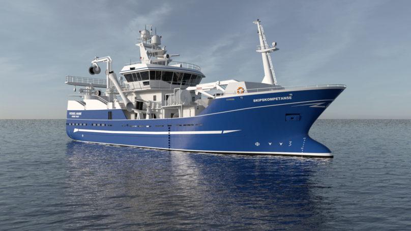 Верфи Северо-Запада обрастают заказами от рыбаков