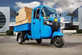 В России появится дизельный грузовичок за 300 000 рублей