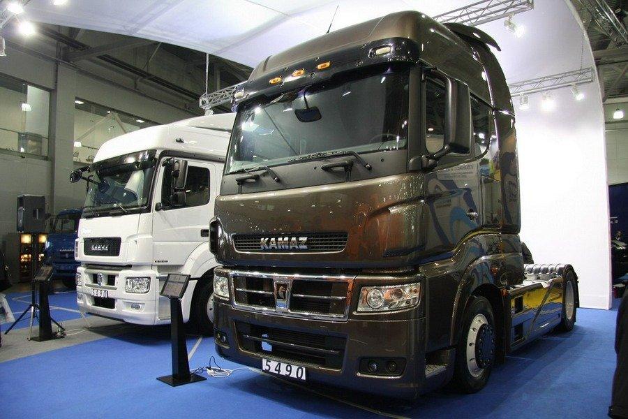 фото грузовика нового камаза требует больших усилий