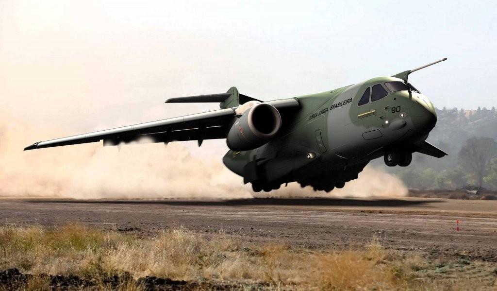 Грузовой Embraer может стать заменой C-130 Hercules