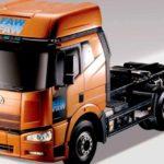 Сборку китайских грузовиков в Приморье планируют начать в 2017 году