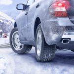 Как правильно мыть автомобиль зимой?