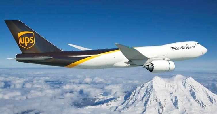 Компания UPS заказала 14 новых Boeing 747-8F Jumbo