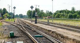 Объем перевозки грузов по железным дорогам Латвии упал на 15%
