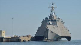 Провал программы прибрежных боевых кораблей ВМФ США