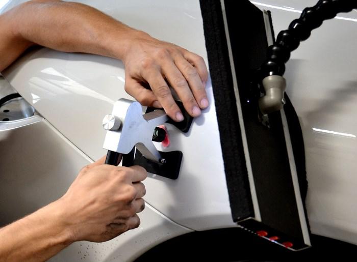 Стоит ли самостоятельно устранять вмятины на кузове авто
