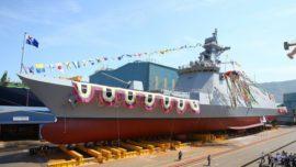Сеул заказал постройку еще двух фрегатов класса FFX-2