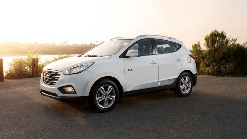 Hyundai выпустил внедорожник на топливных элементах