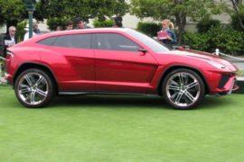 Lamborghini Urus сделают единственным гибридом автомобильной марки