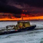 ФГУП «Росморпорт» тестирует беспилотники для проведения ледовой разведки