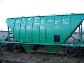 Вагоны из алюминиевых сплавов начнут выпускать в России