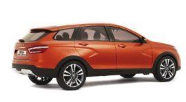 В сентябре начнутся продажи универсала Lada Vesta