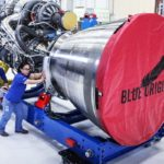 Новый ракетный двигатель Blue Engine 4
