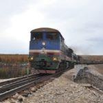 Перевозка грузов по железной дороге