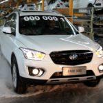 «Автотор» и FAW запустили производство кроссоверов в Калининграде