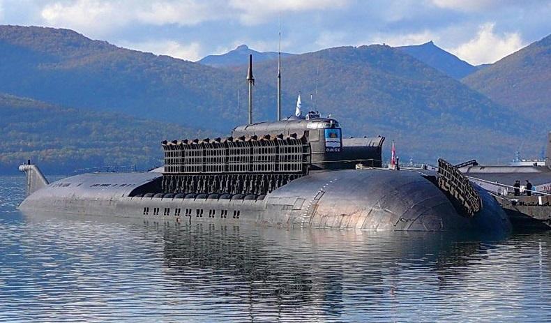 Боекомплект крылатых ракет на подводных лодках проекта 949А вырастет в 3 раза