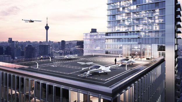 В Германии испытали летающий электромобиль