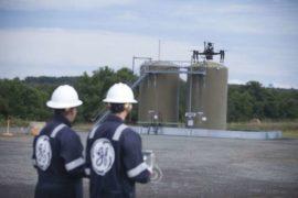 Дроны-нюхачи ищут месторождения, а также утечки нефти и газа