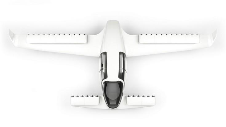Компания Lilium Jet испытала летающий электромобиль