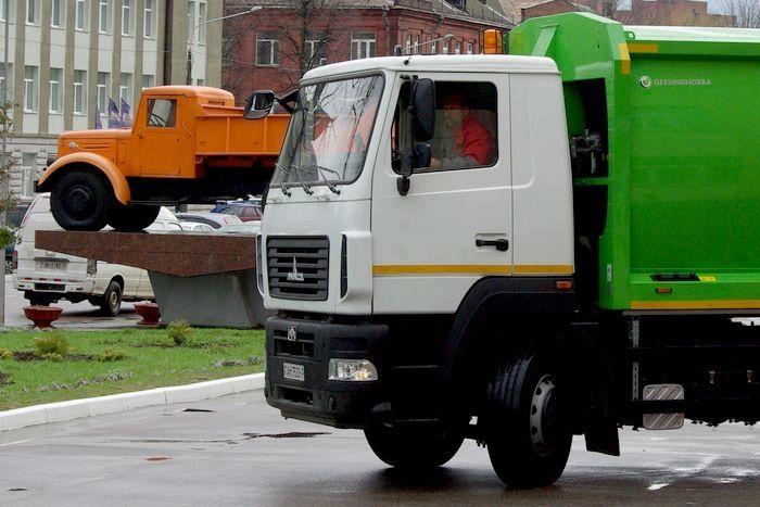 Производство грузовиков и автобусов в Белорусси растет высокими темпами