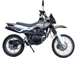 мотоцикл марки Racer