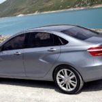 Lada Vesta признана лучшей дизайнерской разработкой