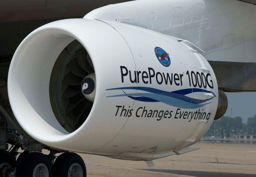 Волна брака двигателей Pratt & Whitney