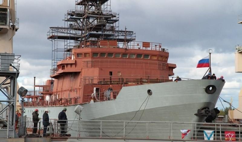 Второе судно связи нового поколения проекта 18280 «Иван Хурс»