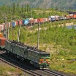 В 2016 году объемы транзита по железнодорожной сети России выросли в два раза