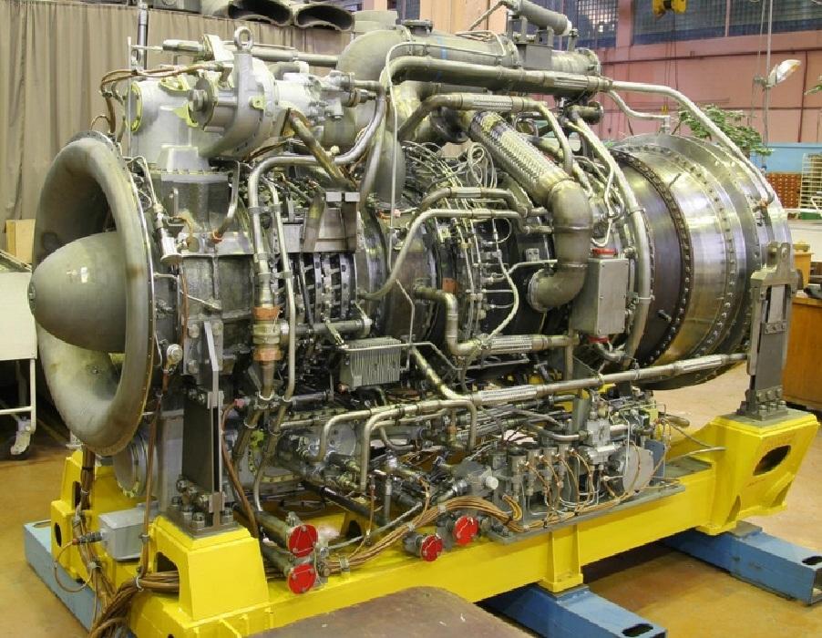 М75РУ – первый корабельный газотурбинный двигатель России