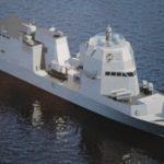 В Италии заложили головной корабль серии новейших фрегатов