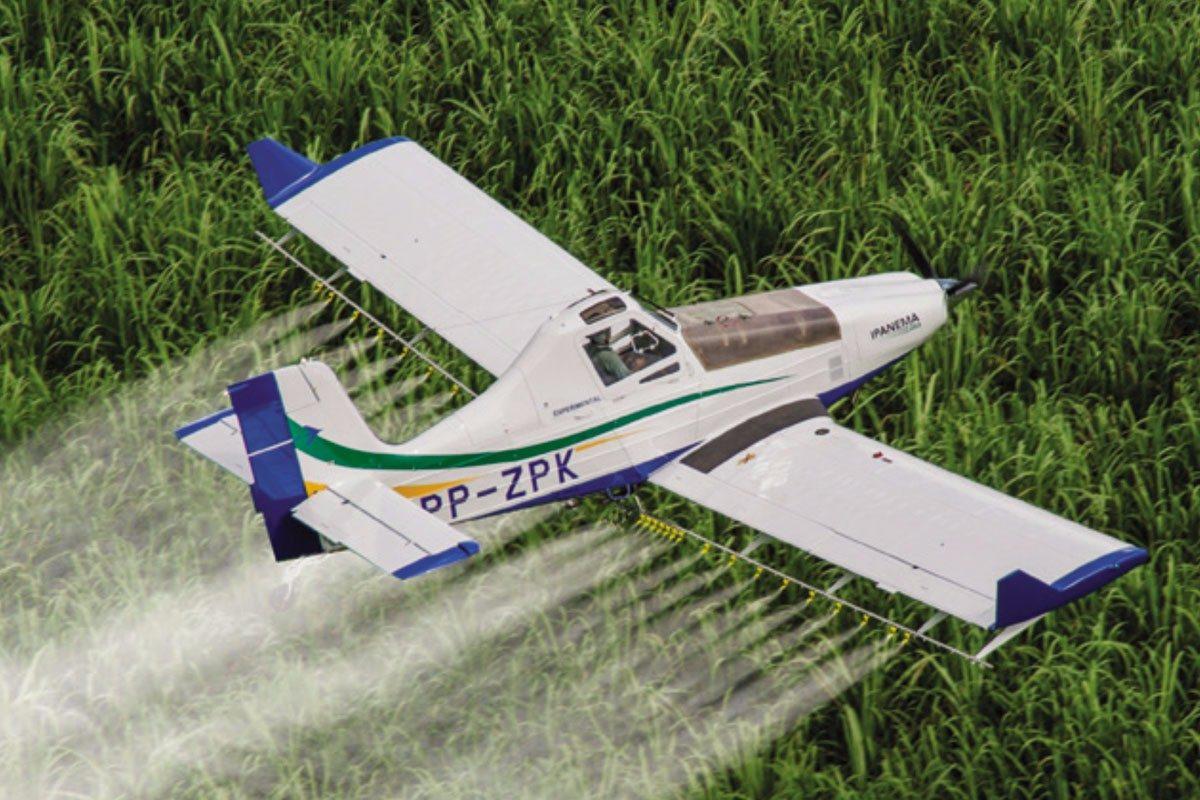 Embraer Ipanema 203 для фермеров