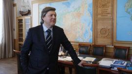 Виктор Олерский — о решении ключевых проблем российского судоходства