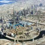 Власти Дубая запускают службу такси с беспилотными дронами