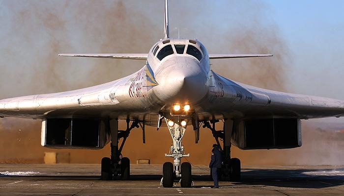 В России возрождается производство ракетоносца Ту-160