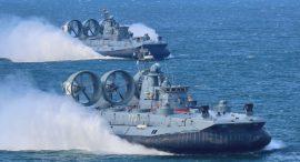 Десантный корабль проекта 12322 «Зубр»