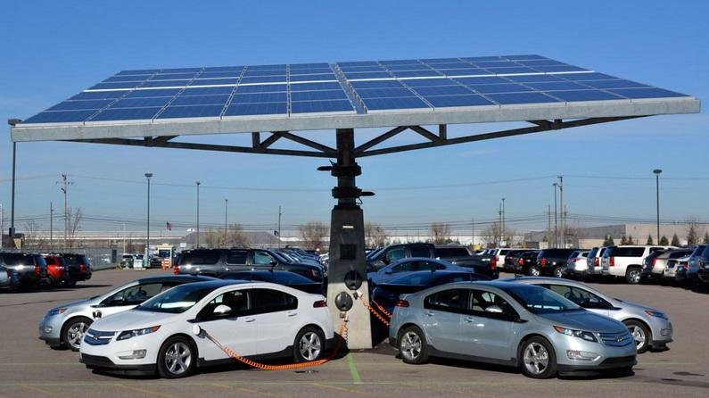 О популярном заблуждении про электромобили